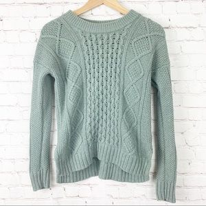 Madewell - Cableknit Sweater